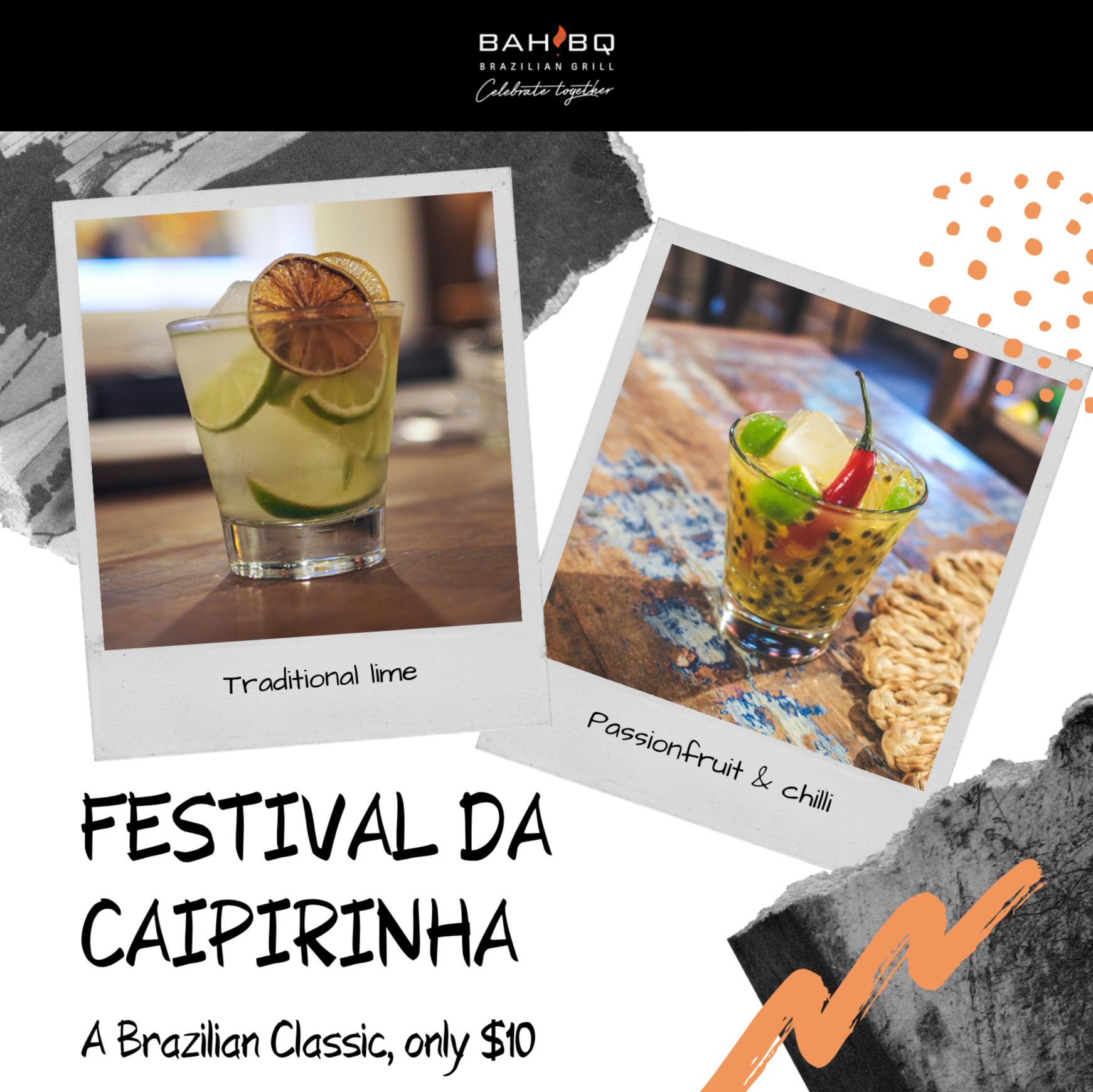 Festival da Caipirinha
