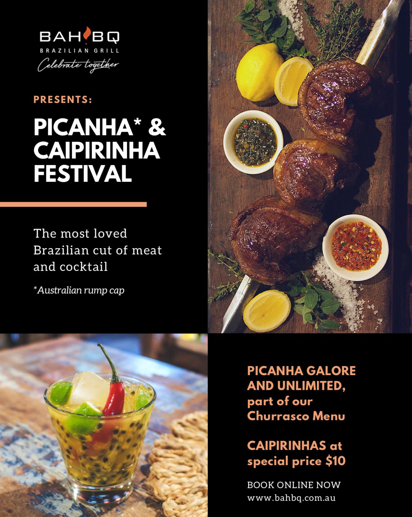 Picanha Festival